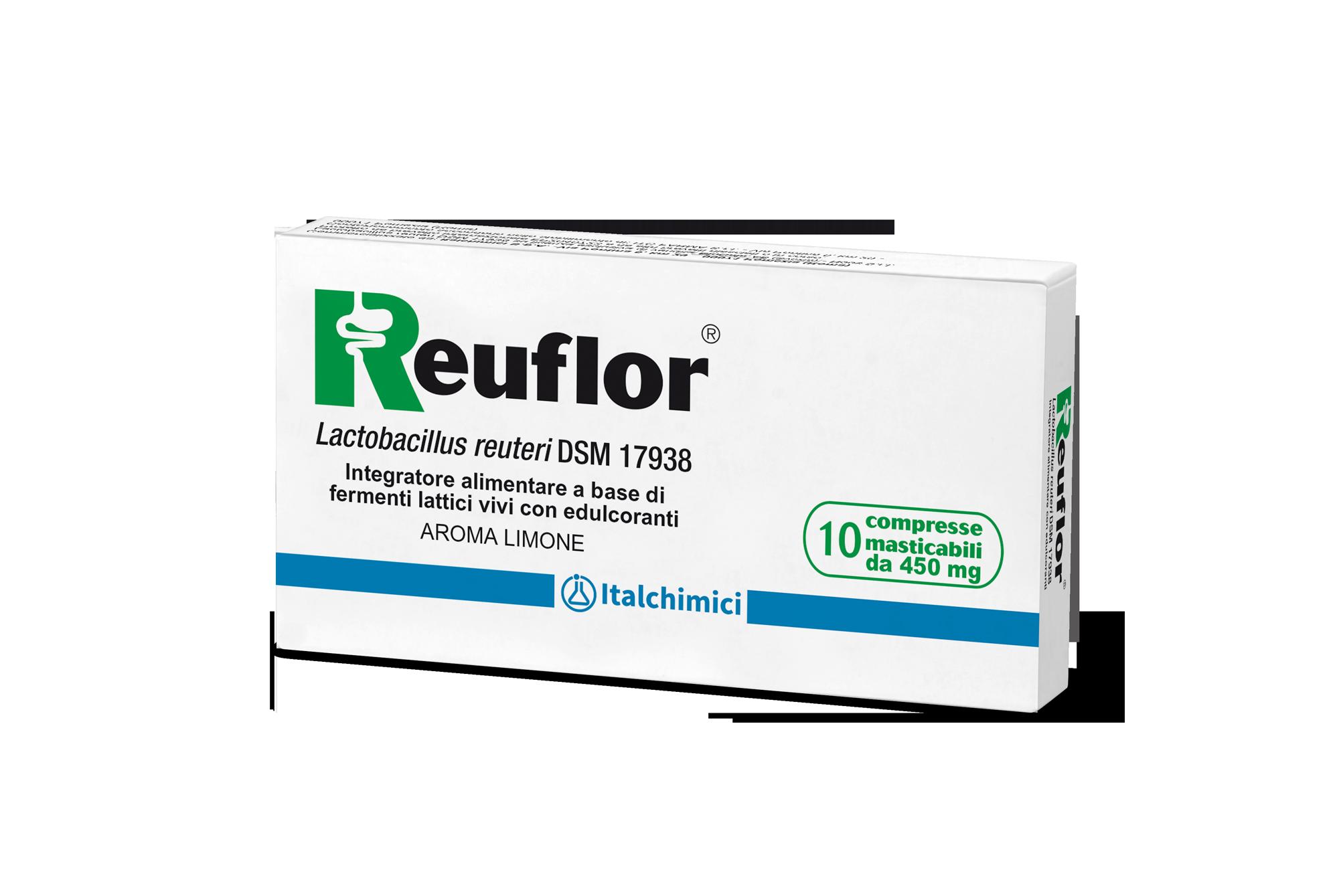 Reuflor pastiglie 10